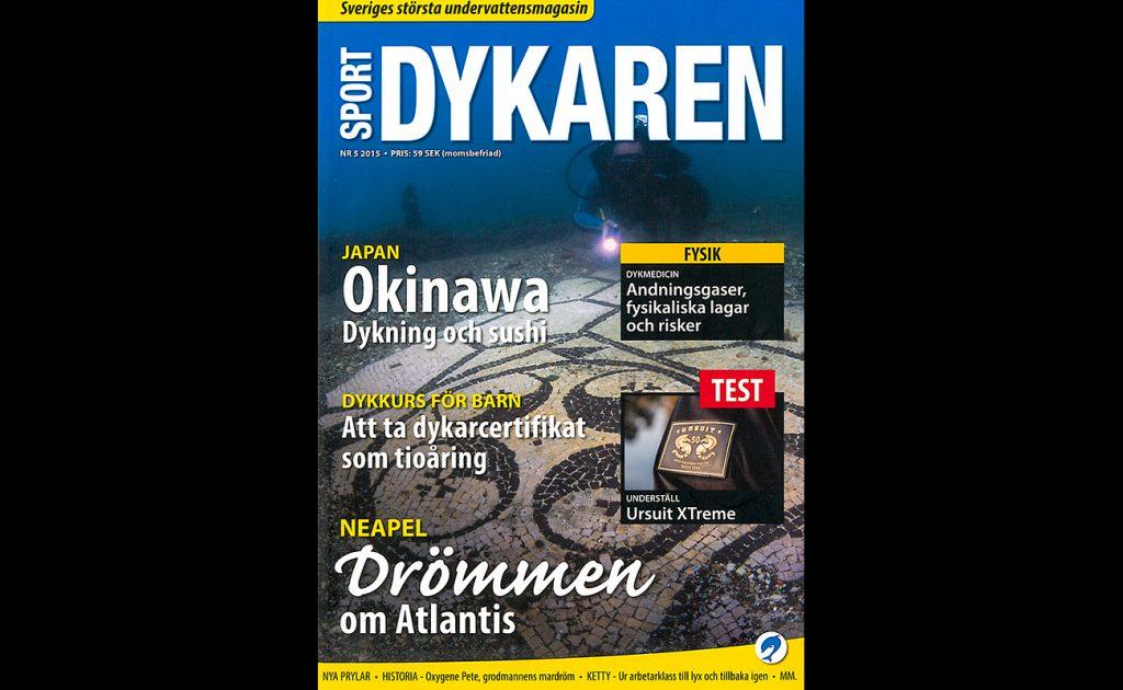 Dec 2015 - Sportdykaren #5
