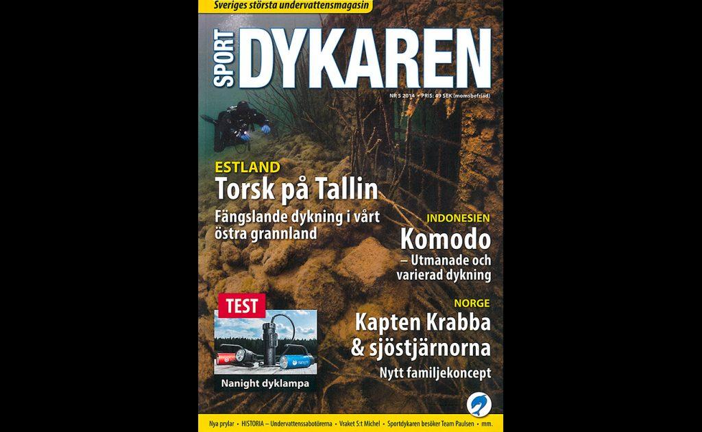 Dec 2014 - Sportdykaren #5