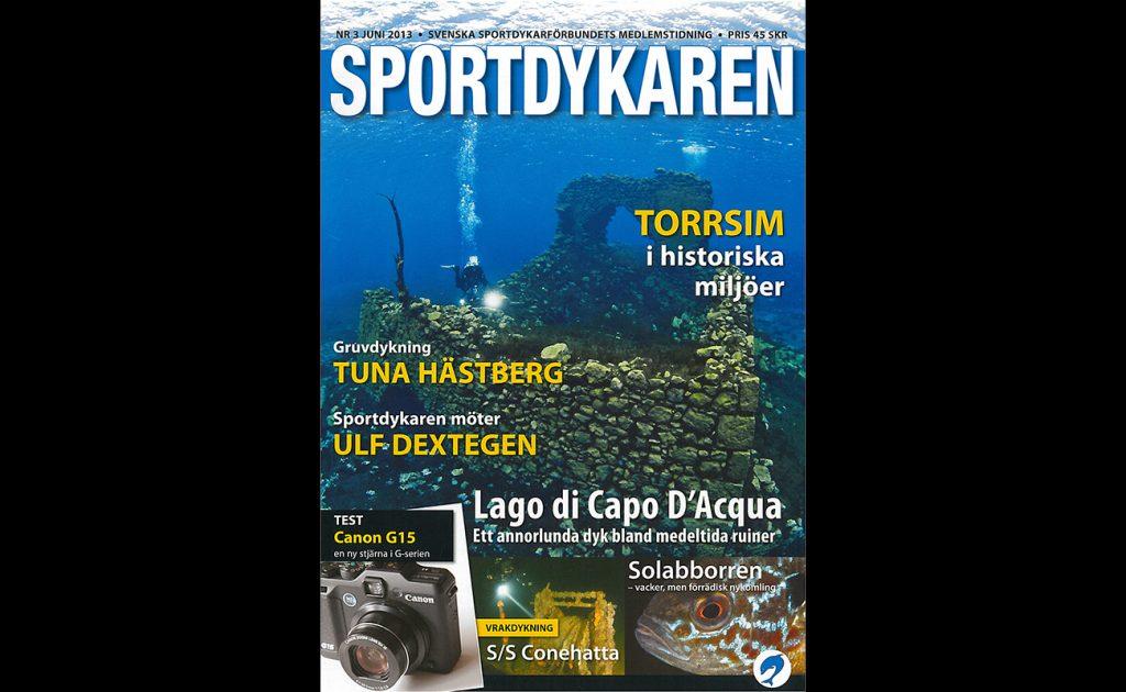 Jun 2013 - Sportdykaren #3