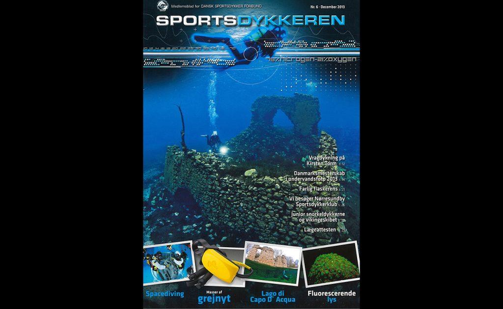 December 2013 - Sportsdykkeren #6