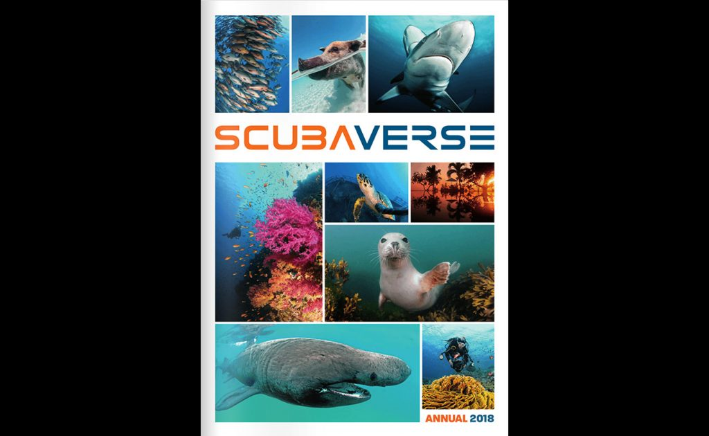 Oct 2018 - Scubaverse Annual 2018