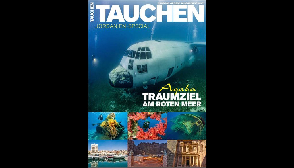 Feb 2018 - Tauchen Aqaba issue